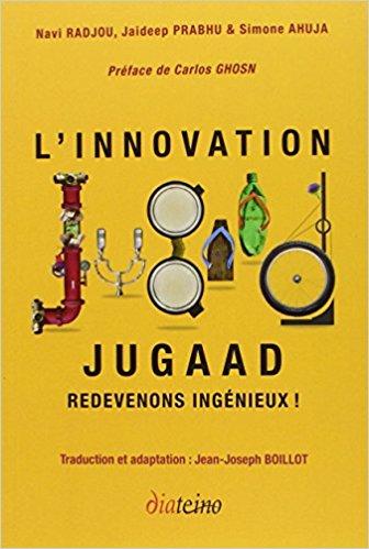 """Couverture du livre """"L""""innovation Jugaad"""""""