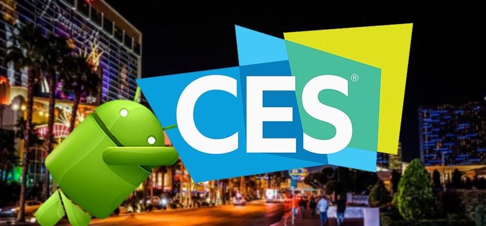 Affiche CES Las Vegas 2018