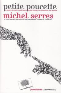 """Couverture du livre """"Petite Poucette"""" de Michel Serres"""