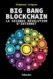 Couverture Livre Blockchain