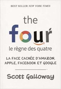 Couverture THE FOUR