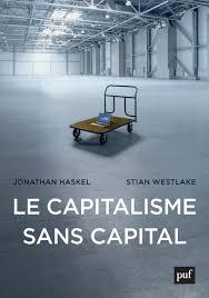 Couverture G Capitalisme sans capital