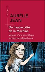 Couverture Aurélie Jean